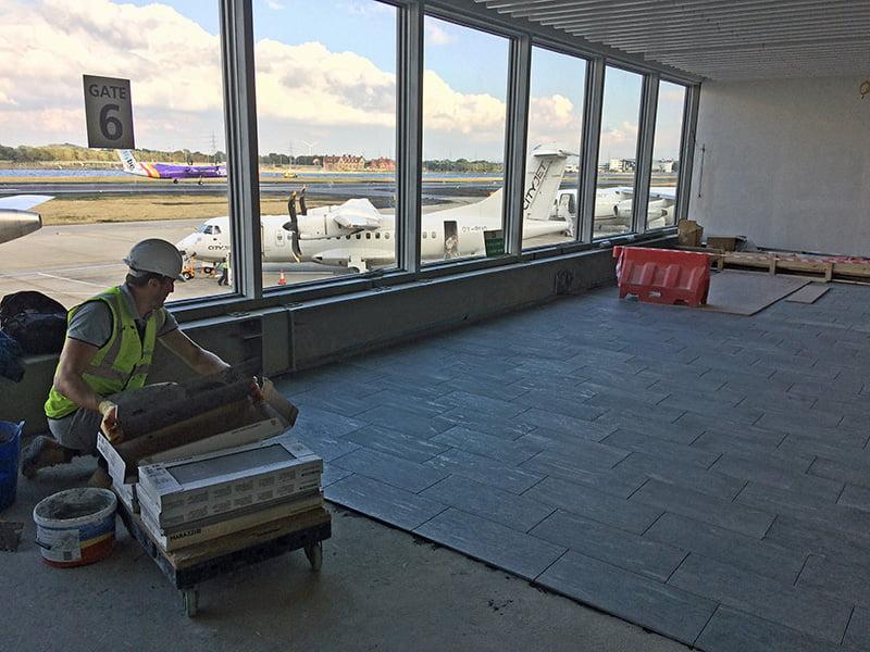 Floor Preperation