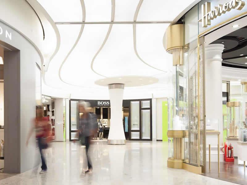 Retail Tiling